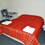 Motel Queen Bed